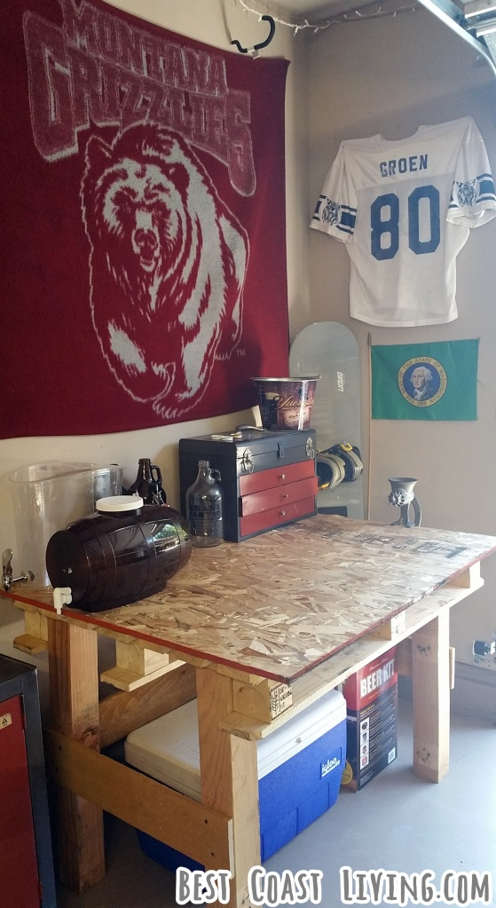 Brewing Station