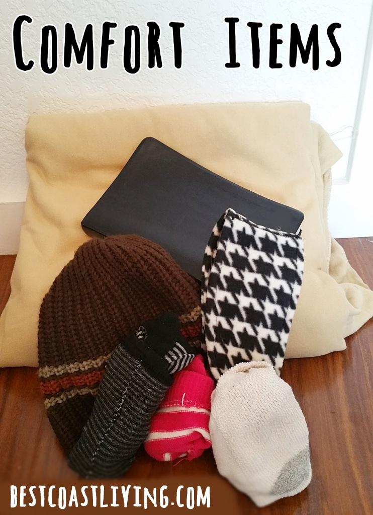 Comfort Items