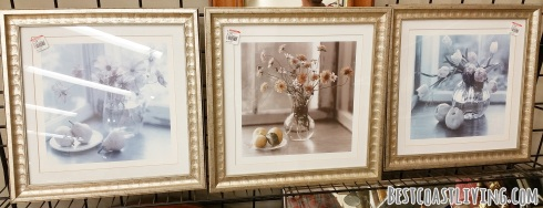 At $5 a piece, this would be an awfully cheap way to start a gallery wall!