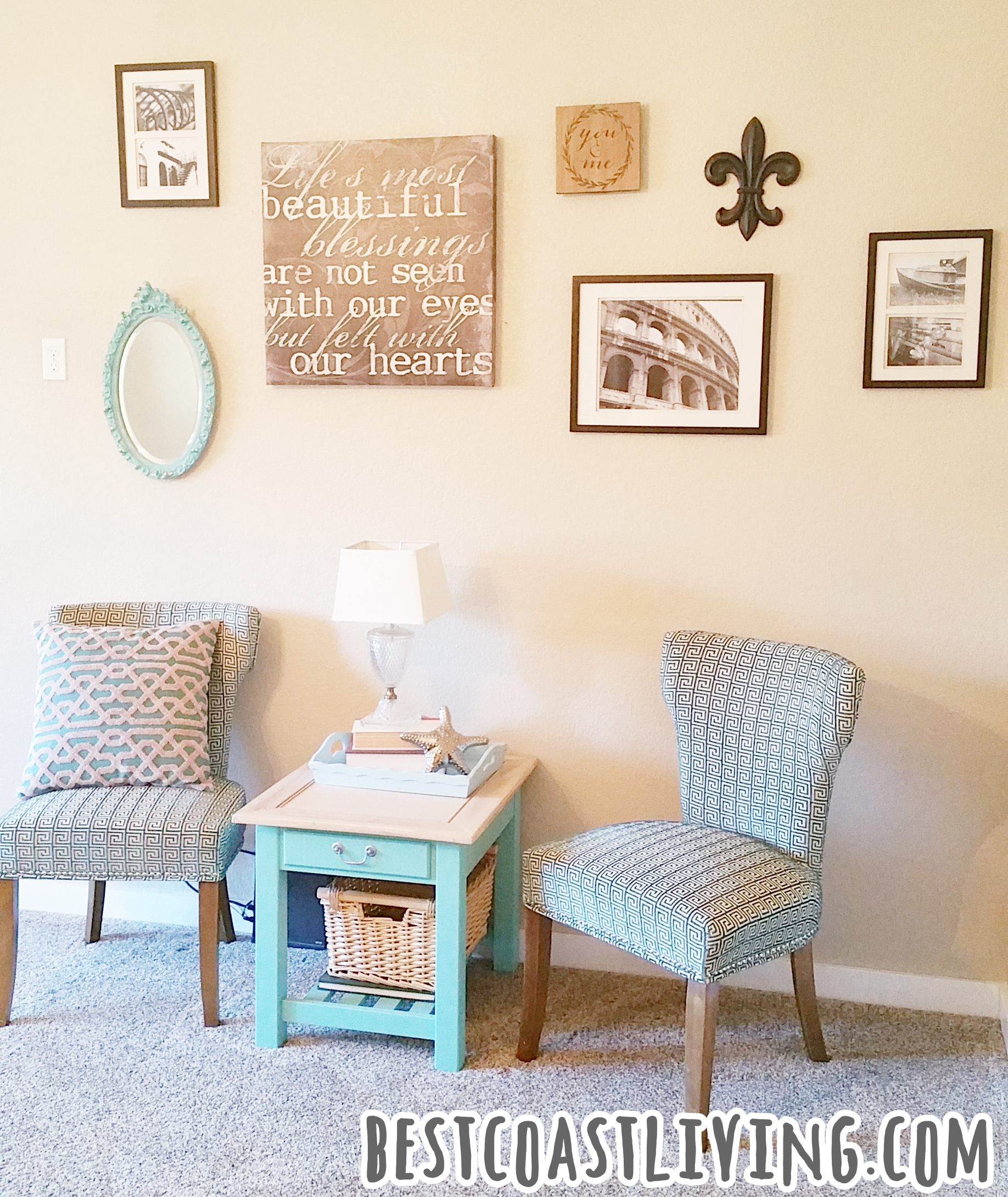 5 tips for creating the perfectly eclectic gallery wall for Bedroom gallery wall