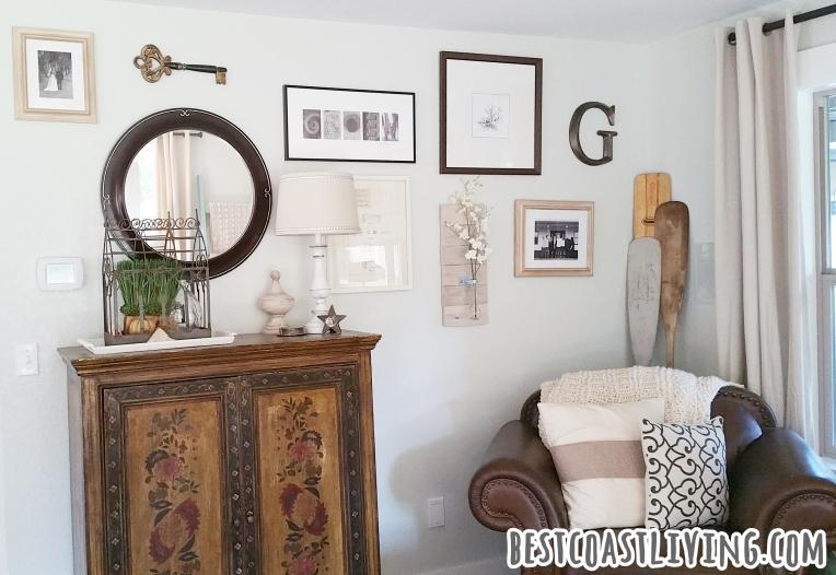 Living Room Landscape