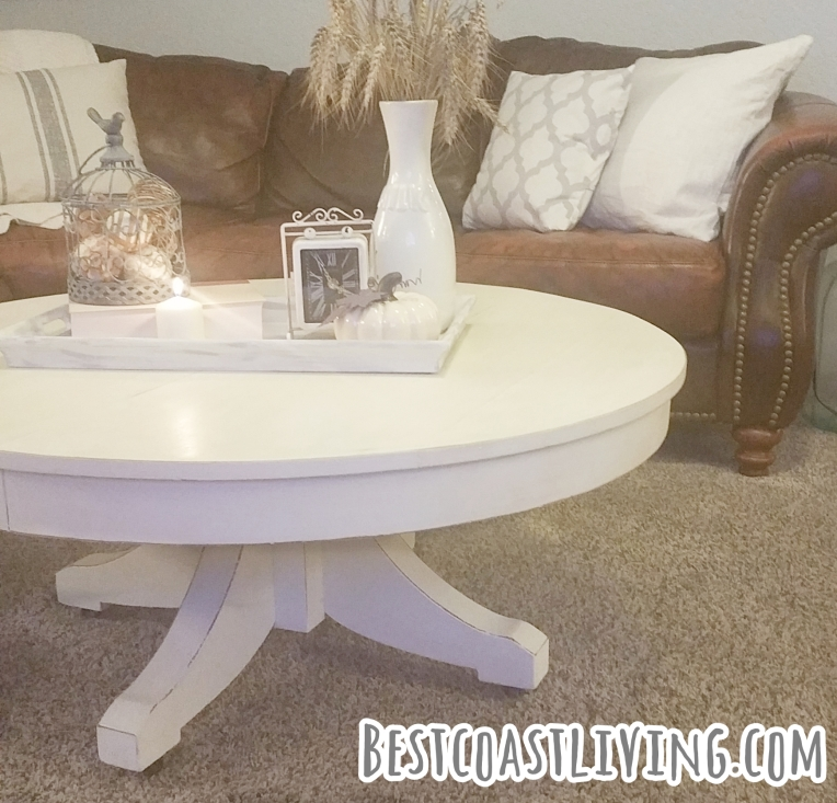 Coffee Table: After!