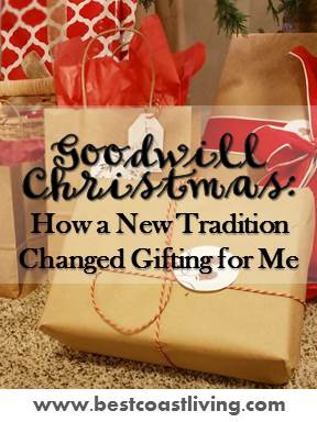 Goodwill Christmas: How A New Tradition Changed Gifting For Me